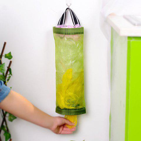 Sale Practical Hanging Type Garbage Bags Holder Extraction Receive Rack