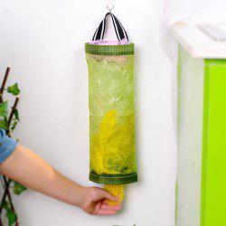 Practical Hanging Type Garbage Bags Holder Extraction Receive Rack -