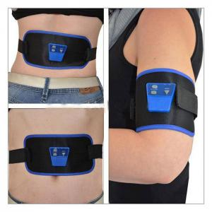 Electric Massage Belt Electronic Slimming Waistband for Arm Leg Waist -