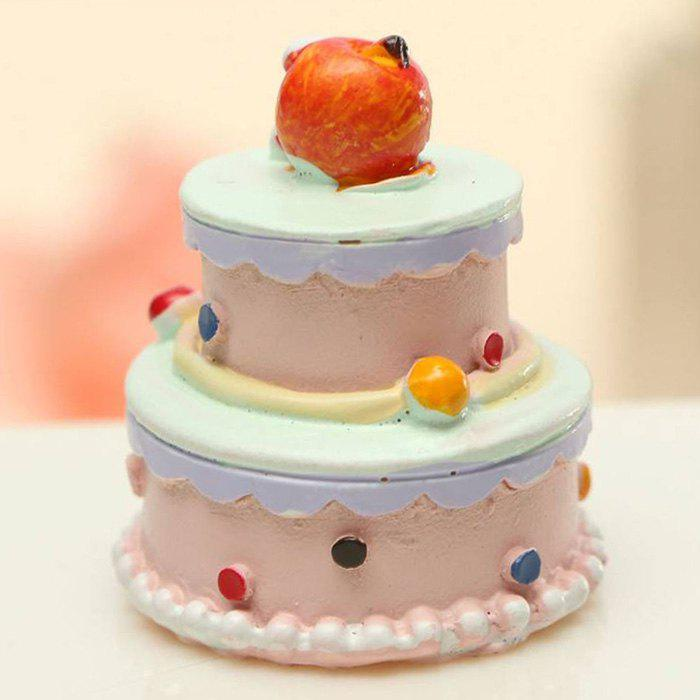 Trendy Super Mini 2.5cm Height Stimulation Cake Decoration / Toy