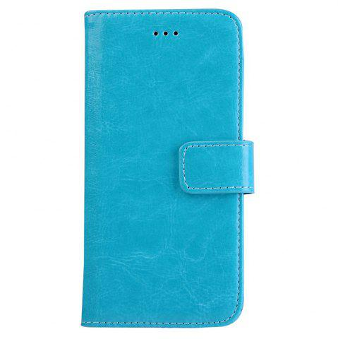 Shop ASLING Crazy Horse Series PU Leather Full Body Protective Case for iPhone 6 / 6S with Credit Card Slot Phone Stand Holder