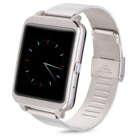Trendy i95 Android 4.3 Bluetooth 4.0 Smart Watch with WIFI IP65 Heart Rate Monitor