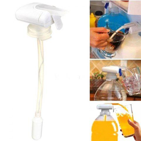 New Automatic Electric Beverage Dispenser Drink Separator - WHITE  Mobile