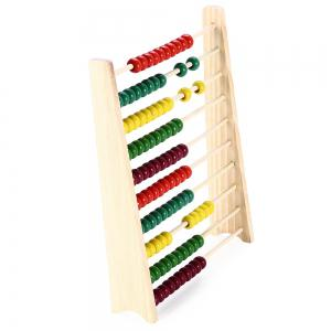 Wooden Beads Abacus Counting Intelligence Toy for Kid -