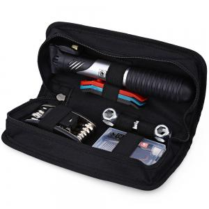 DUUTI Multipurpose Mountain Bike Repair Set All in One Hand Tool Kit Mini Portable Pump -