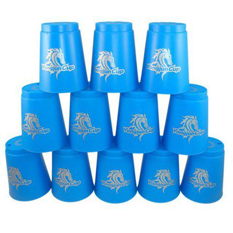 Shops YONGJUN Moyu Sport Stacking Competition Sport Game Toy 12 / Set
