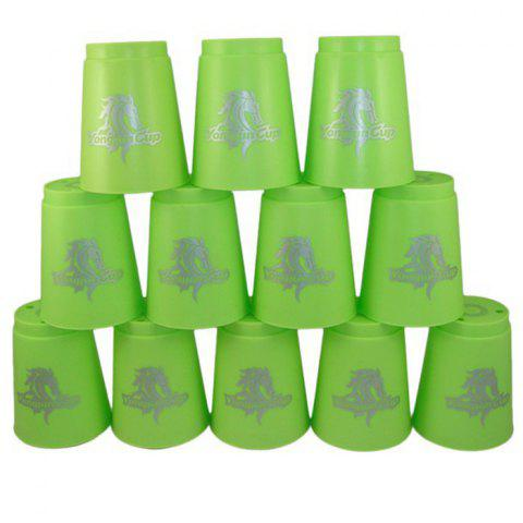 Hot YONGJUN Moyu Sport Stacking Competition Sport Game Toy 12 / Set