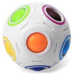YONGJUN Moyu 5.5cm Magic Rainbow Ball Educational Toy for Kid