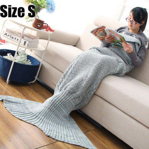 Shop Crocheted / Knited Mermaid Tail Style Blanket