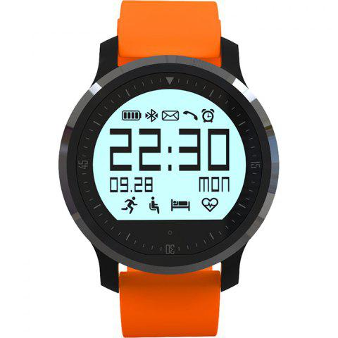Cheap F68 Bluetooth 4.0 Smart Sports Watch with Heart Rate Function