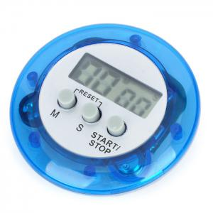 Portable 725 Mini Digital Kitchen Timer with LCD Display -
