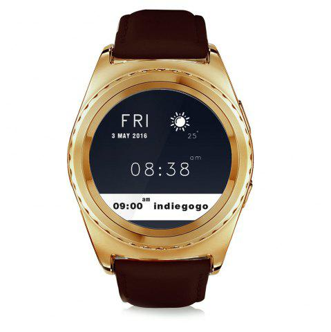 Best NO.1 S5 Capacitive Touch Screen Bluetooth 3.0 Smart Watch