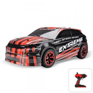 ZC X - Knight 333 - GS08B 1 / 18 Full Scale 4WD 2.4G 4 Channel High Speed Crossing Car RTR - Red