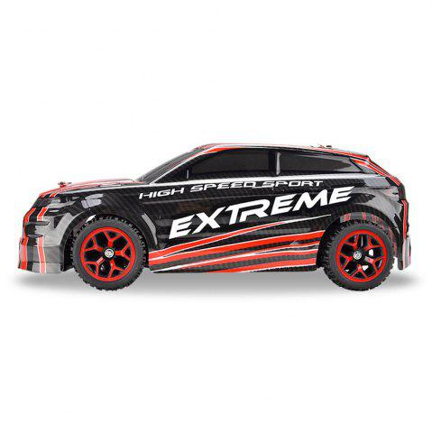 Affordable ZC X - Knight 333 - GS08B 1 / 18 Full Scale 4WD 2.4G 4 Channel High Speed Crossing Car RTR - RED  Mobile