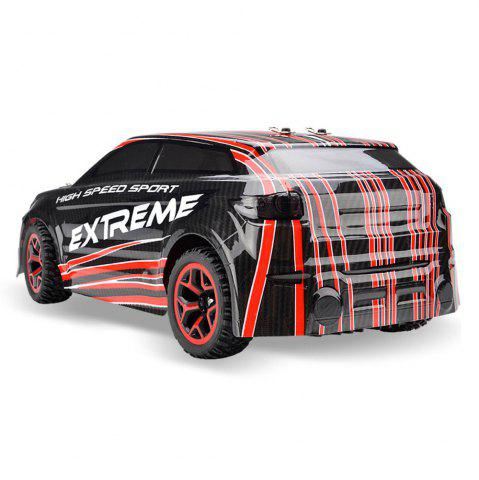 New ZC X - Knight 333 - GS08B 1 / 18 Full Scale 4WD 2.4G 4 Channel High Speed Crossing Car RTR - RED  Mobile