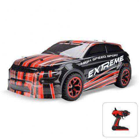 Latest ZC X - Knight 333 - GS08B 1 / 18 Full Scale 4WD 2.4G 4 Channel High Speed Crossing Car RTR
