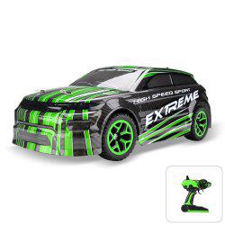 ZC X - Knight 333 - GS08B 1 / 18 Full Scale 4WD 2.4G 4 Channel High Speed Crossing Car RTR
