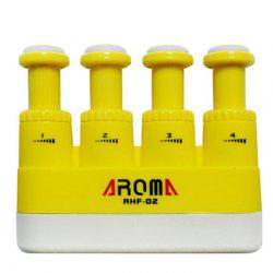 Aroma AHF - 02 Small Size Guitar Hand Finger Exerciser Adjustable Tension for Kid -
