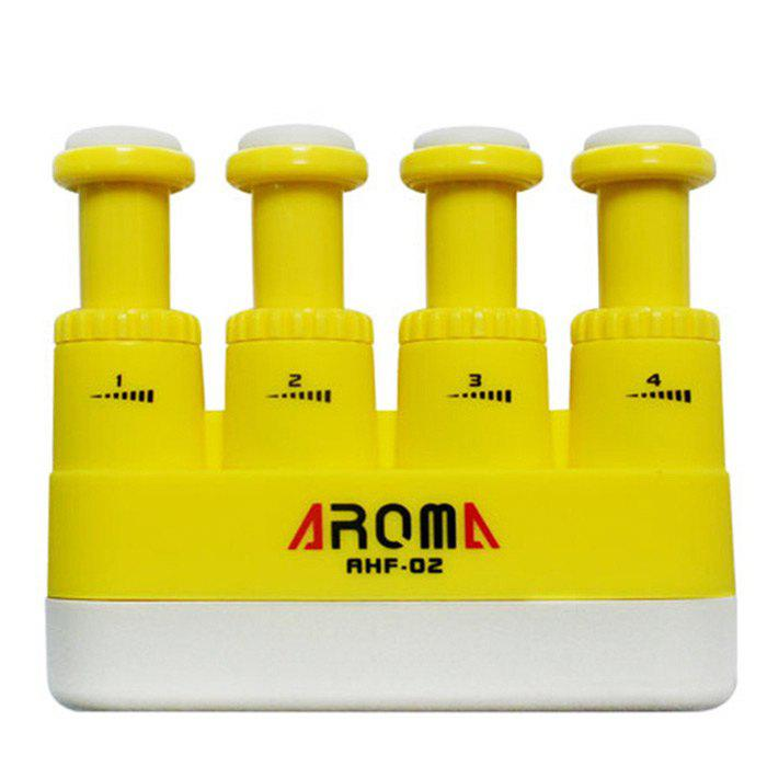 New Aroma AHF - 02 Small Size Guitar Hand Finger Exerciser Adjustable Tension for Kid