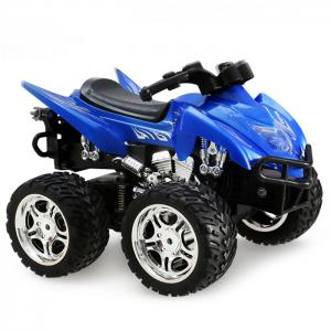 LIANGANG A6 4D 1 / 12 Full Scale 2.4G 6 Channel Realistic Motorcycle RTR - BLUE