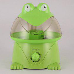 Cartoon Frog Shape Humidifier Aromatherapy Air Purifier with Automatically Shut Off Function