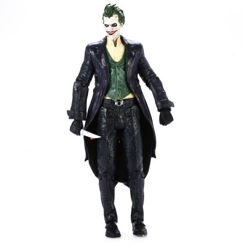 Trendy Action Figure Model Cartoon Animation Collectible Figurine - 7 inch - COLORMIX  Mobile