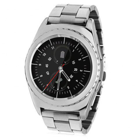 Trendy NO.1 S5 Capacitive Touch Screen Bluetooth 3.0 Smart Watch
