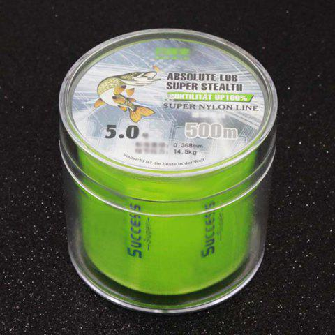 5 NEON GREEN DIAODELAI Fishing Line