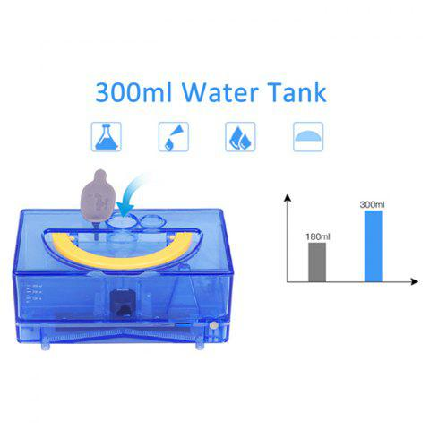New Professional 300ml Water Tank for ILIFE V5S Robot Vacuum Cleaner Accessories