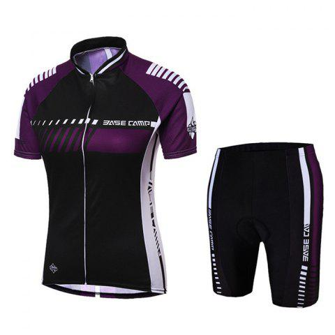 Store BASECAMP BC-525 Wear Resistant Short Sleeve Cycling Suits for Men -   Mobile