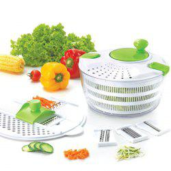 D650-1 Multi-functional Vegetables Dehydrator Potato Carrot Shredder with Replacement Cutter -
