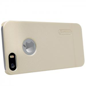 Nillkin Frosted Matte Style Mobile Back Case Protector for iPhone 5 / 5S / SE with Screen Film -