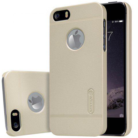 Fancy Nillkin Frosted Matte Style Mobile Back Case Protector for iPhone 5 / 5S / SE with Screen Film