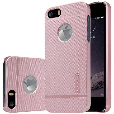 Best Nillkin Frosted Matte Style Mobile Back Case Protector for iPhone 5 / 5S / SE with Screen Film