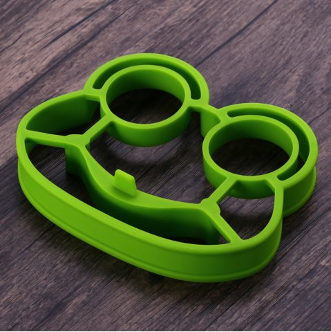 Cheap Silicone Frog Pattern DIY Baking Mold Cake Candy Biscuit Maker Mould