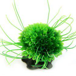 Aquarium Colorful Simulation Plants Ornament Fish Tank Decors