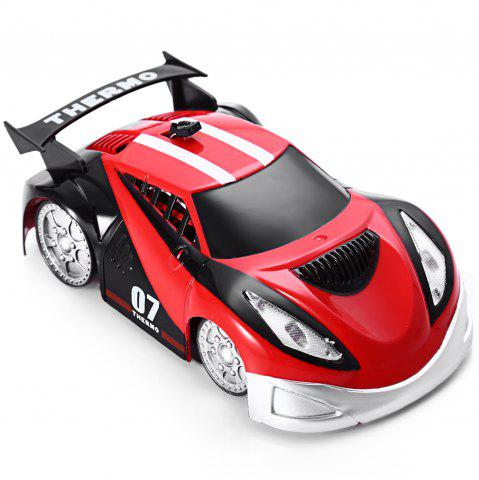 Chic JJRC Q2 Infrared RC Wall Creeping Car Climbing Vehicle Toy - RED  Mobile