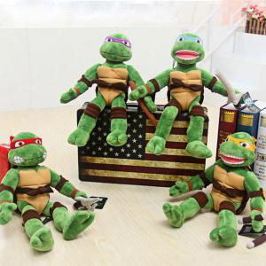 15.7 inch Turtle Style Anime Figure Plush Toy Stuffed Doll Decoration Gift -