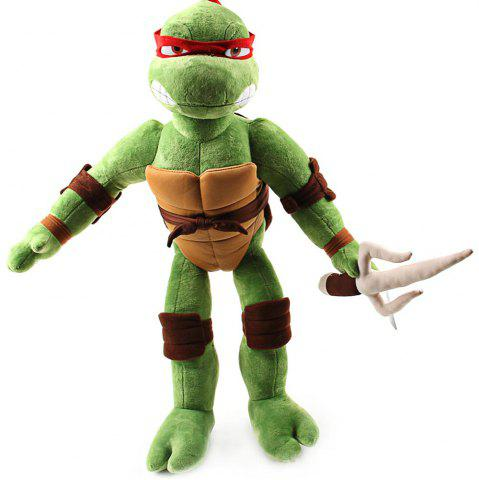 Trendy 15.7 inch Turtle Style Anime Figure Plush Toy Stuffed Doll Decoration Gift