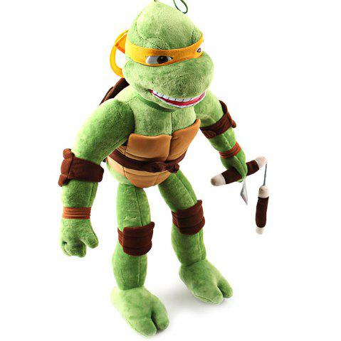 Cheap 15.7 inch Turtle Style Anime Figure Plush Toy Stuffed Doll Decoration Gift
