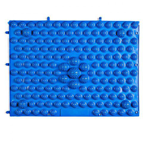 Trendy TPE Acupressure Foot Massage Pad for Fitness Exercise - BLUE  Mobile