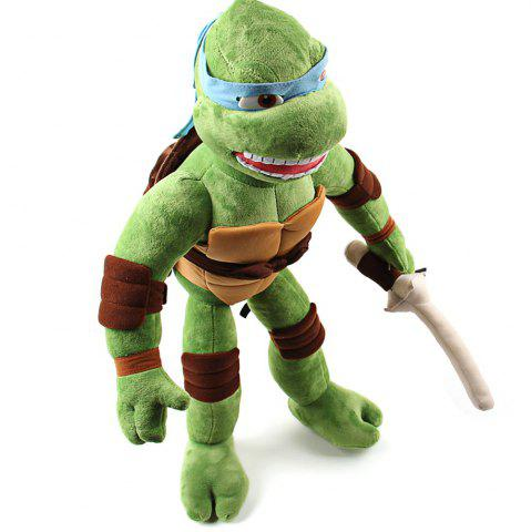Chic 15.7 inch Turtle Style Anime Figure Plush Toy Stuffed Doll Decoration Gift