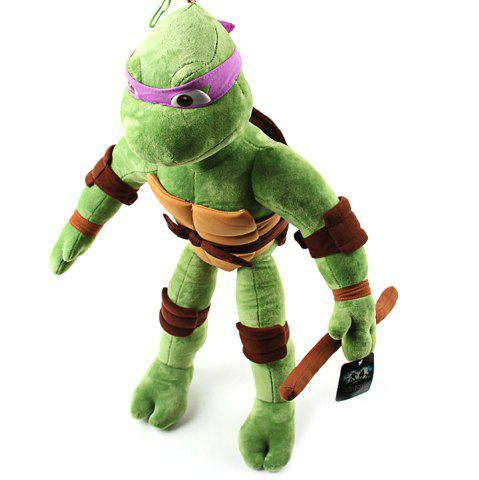 Outfit 15.7 inch Turtle Style Anime Figure Plush Toy Stuffed Doll Decoration Gift