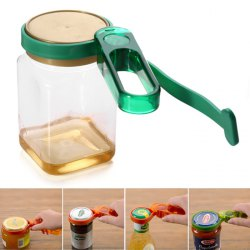Multi-functional Can Opener Bottle Canned Cap Opening Tool -