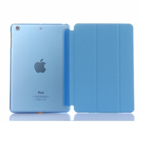 BLUE ASLING PC Cover Back Case for iPad Mini   Mini2   Mini3