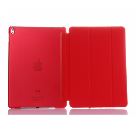 RED ASLING Protective PU Leather Full Cover Case for iPad AIir 2