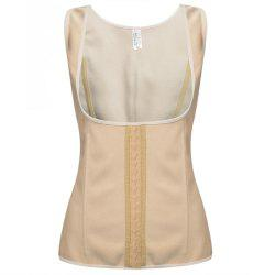 Female Exercising Corset with Double Shoulder Straps