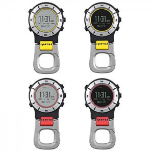 Spovan Element 2 Multi-function Outdoor Sports Climbing Mountaineering Watch Thermometer Altimeter Barometer Compass -