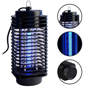 Electric Photocatalyst Mosquito Killer Lamp LED Flying Bug Traps Light -