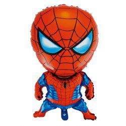 Auto-Seal Anime Figure Style Foil Balloon Reuse Party / Birthday Decor Inflatable Gift for Children